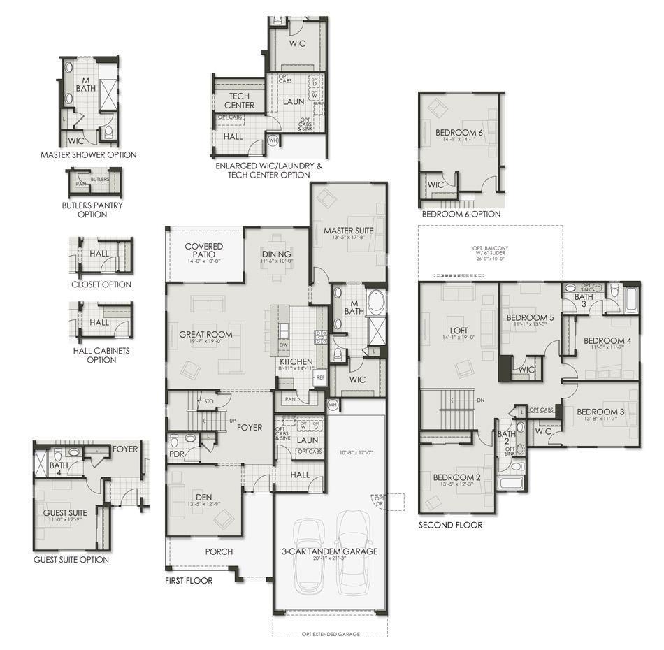 3159 Viola Floorplan Image