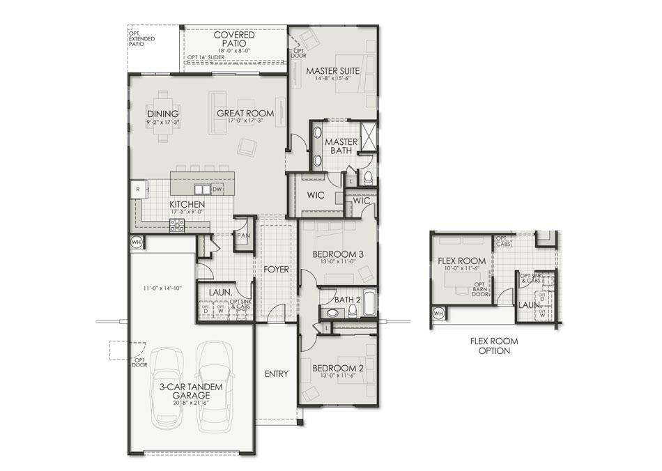 Plan 1909 Floorplan Image