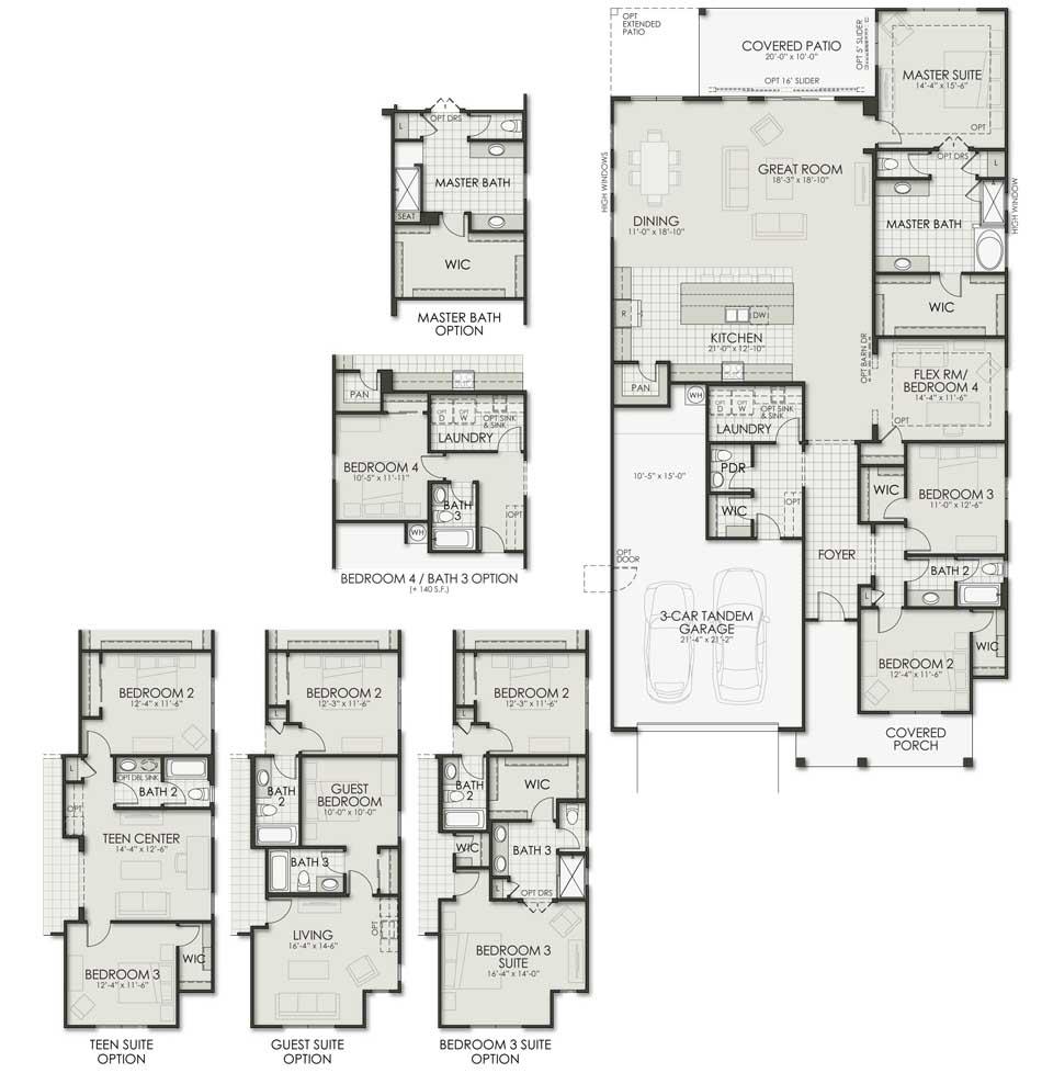 Plan 2617 Floorplan Image