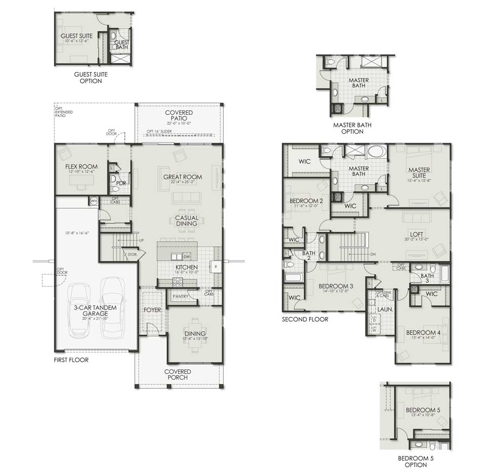 Plan 3475 Floorplan Image