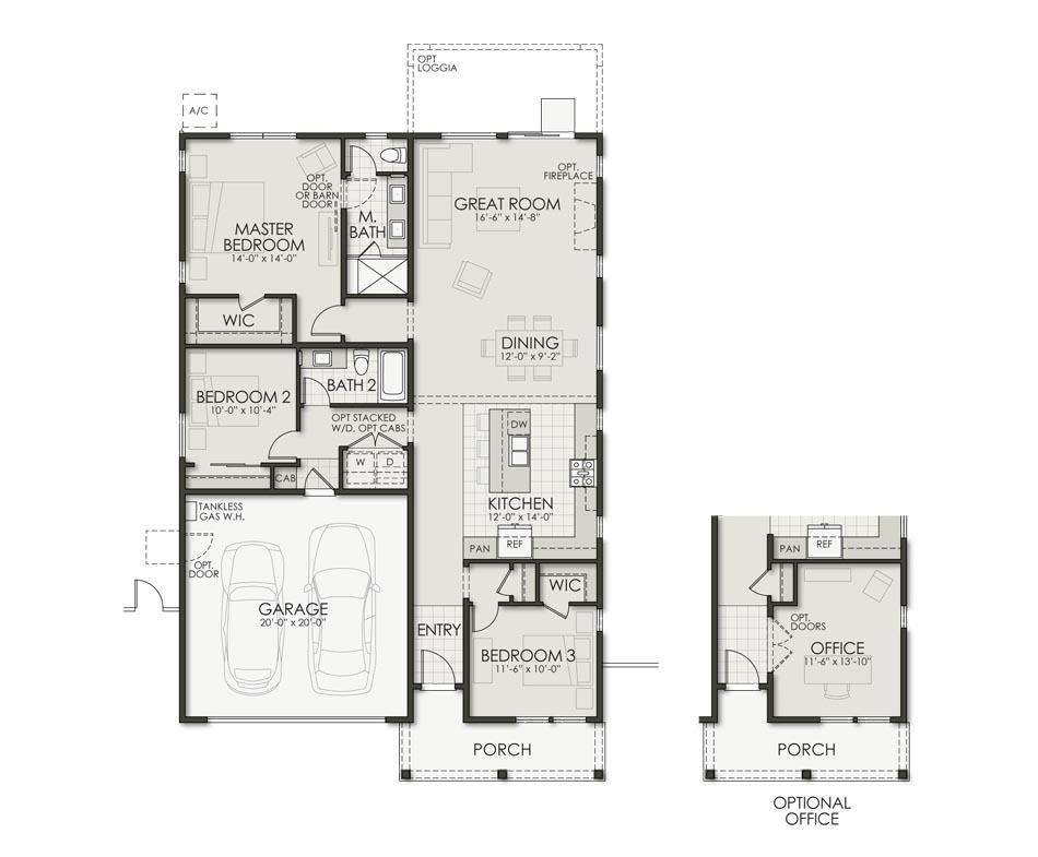 Lot 6 Floorplan Image