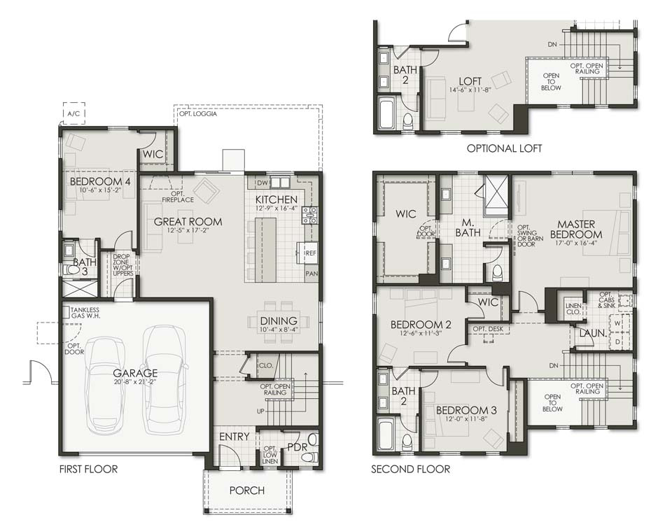 Plan Four Floorplan Image