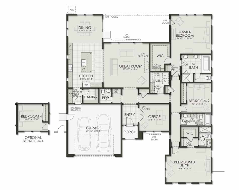 Lot 84 Floorplan Image