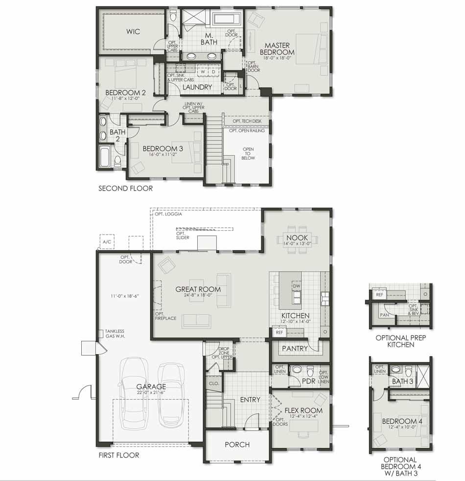 Plan Seven Floorplan Image