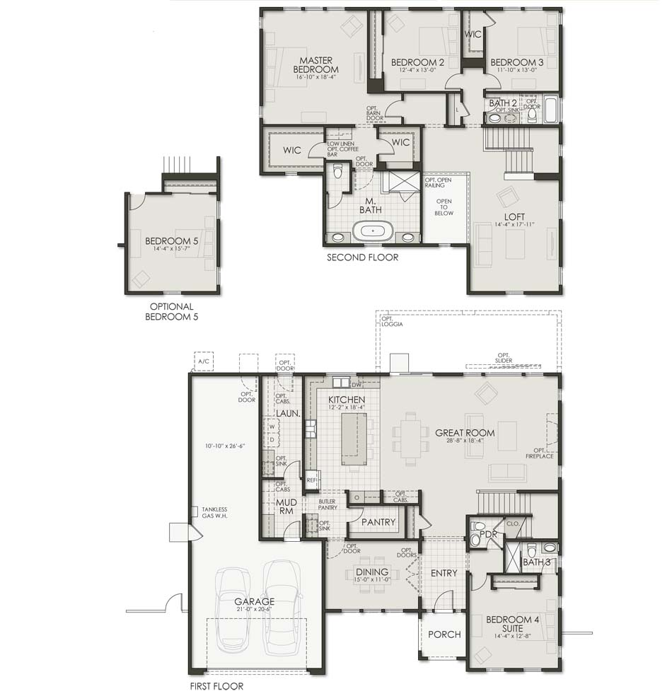 Plan Nine Floorplan Image