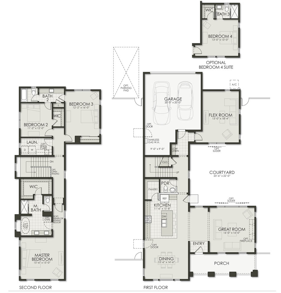 Plan Five Floorplan Image
