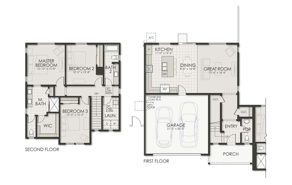 Plan Six Floorplan Image