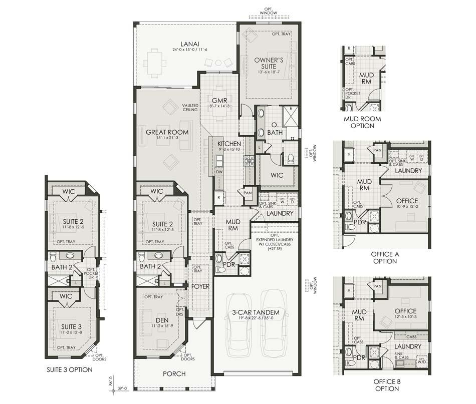 Cay Floorplan Image