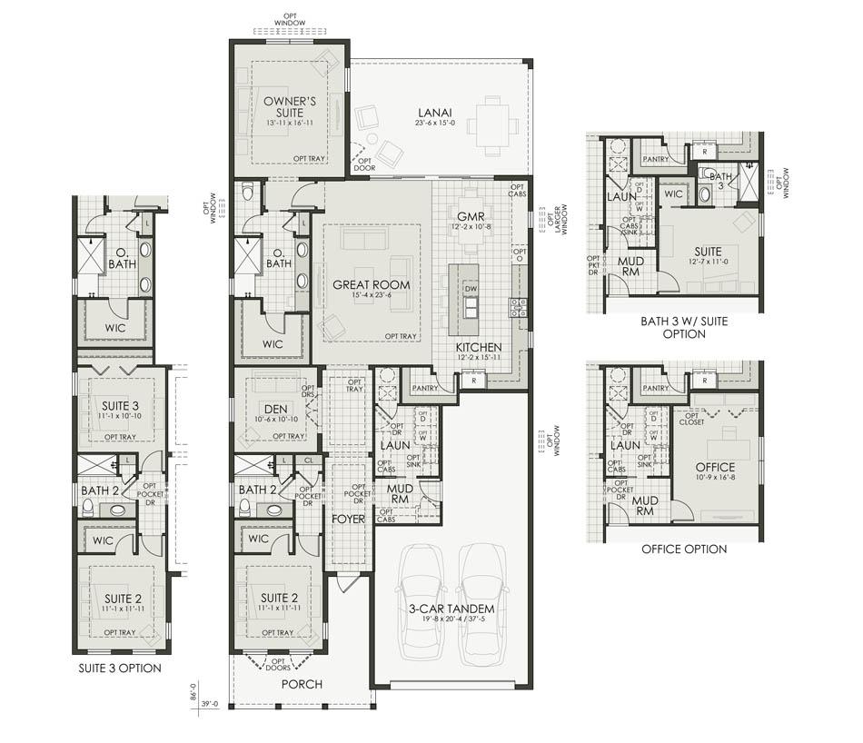 Halyard Floorplan Image