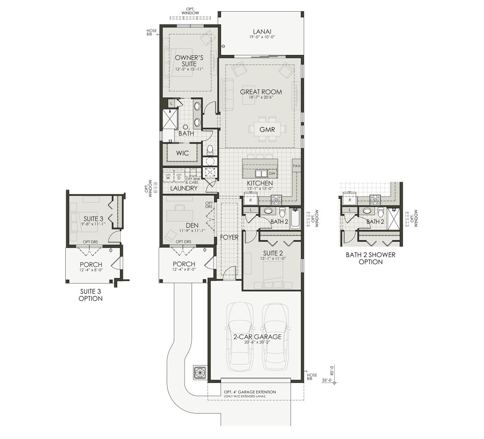 Mariner Floorplan Image