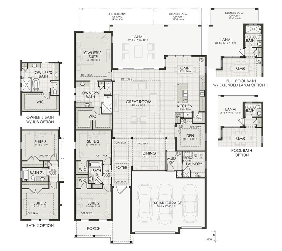 Outrigger Floorplan Image