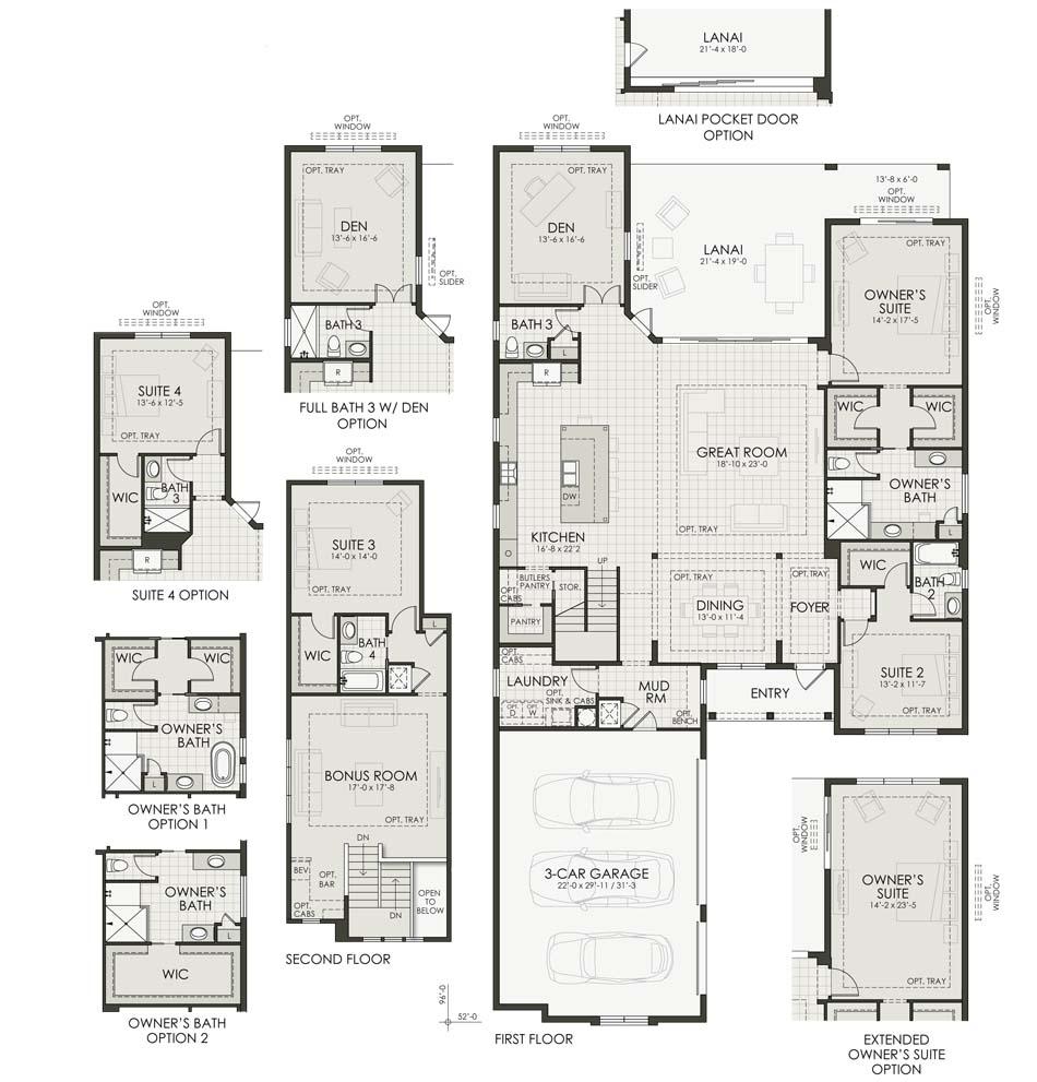 Tideland Floorplan Image
