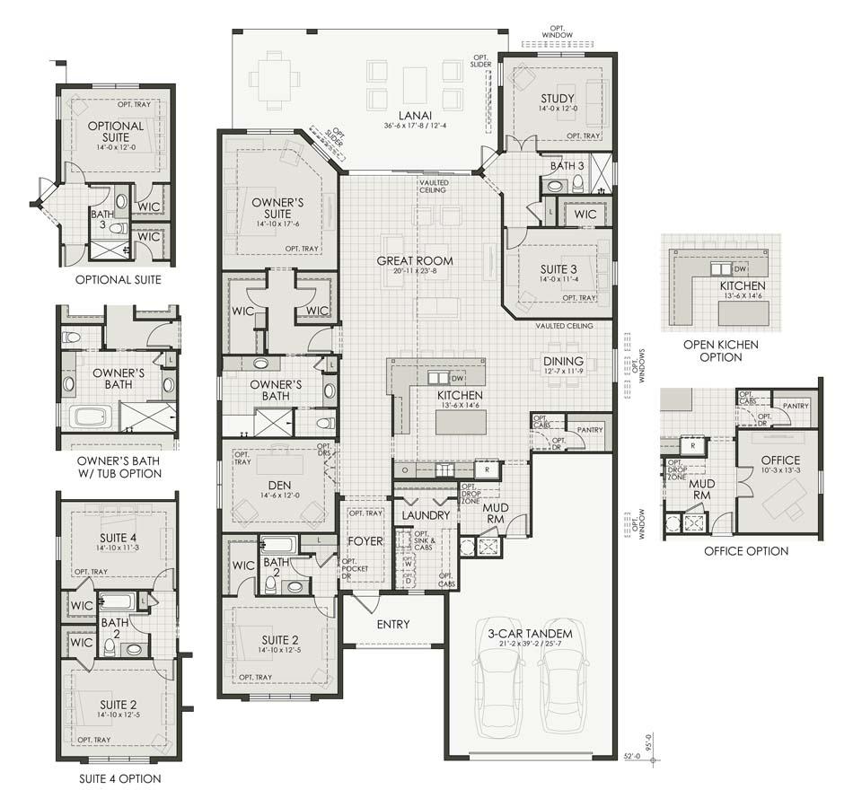 Weatherly Floorplan Image