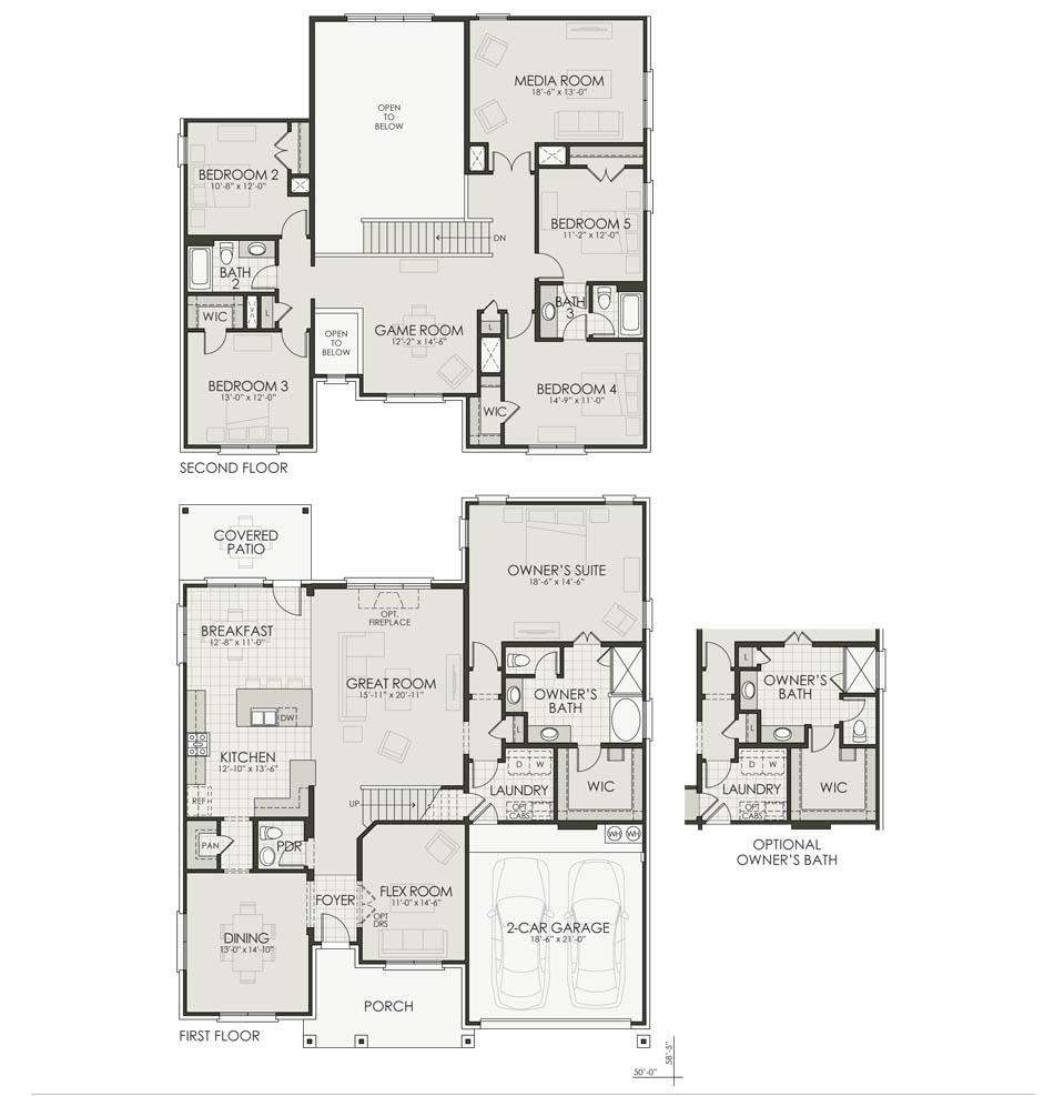 Alexander Floorplan Image
