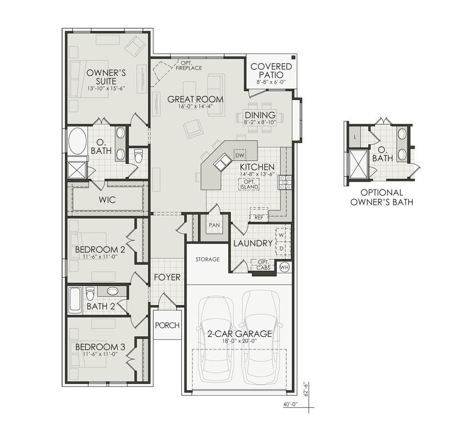Benton Floorplan Image