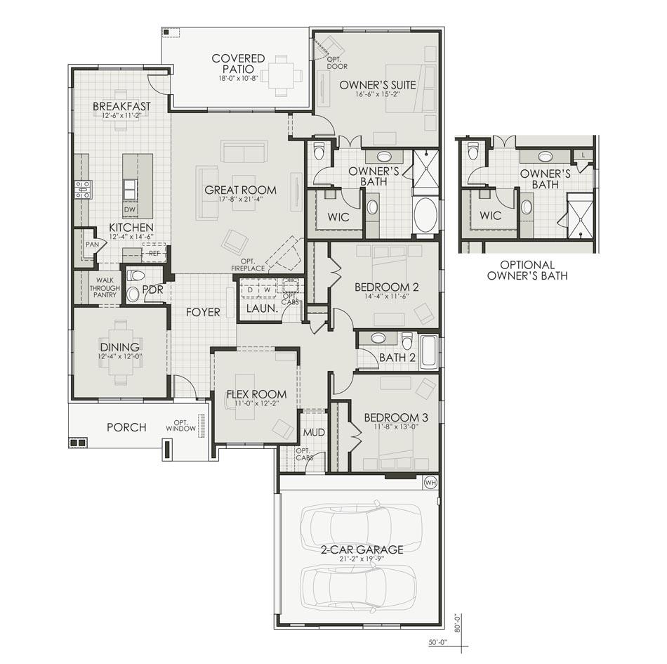 Bristol Floorplan Image