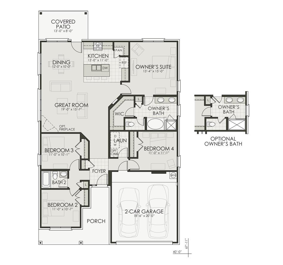 Carson Floorplan Image