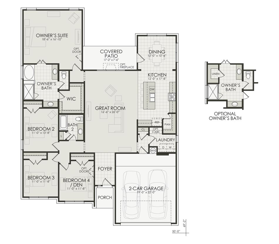 Edison Floorplan Image