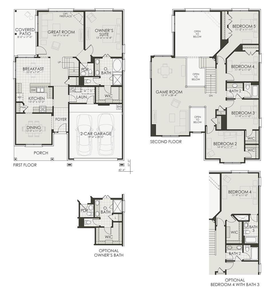 Hamilton Floorplan Image