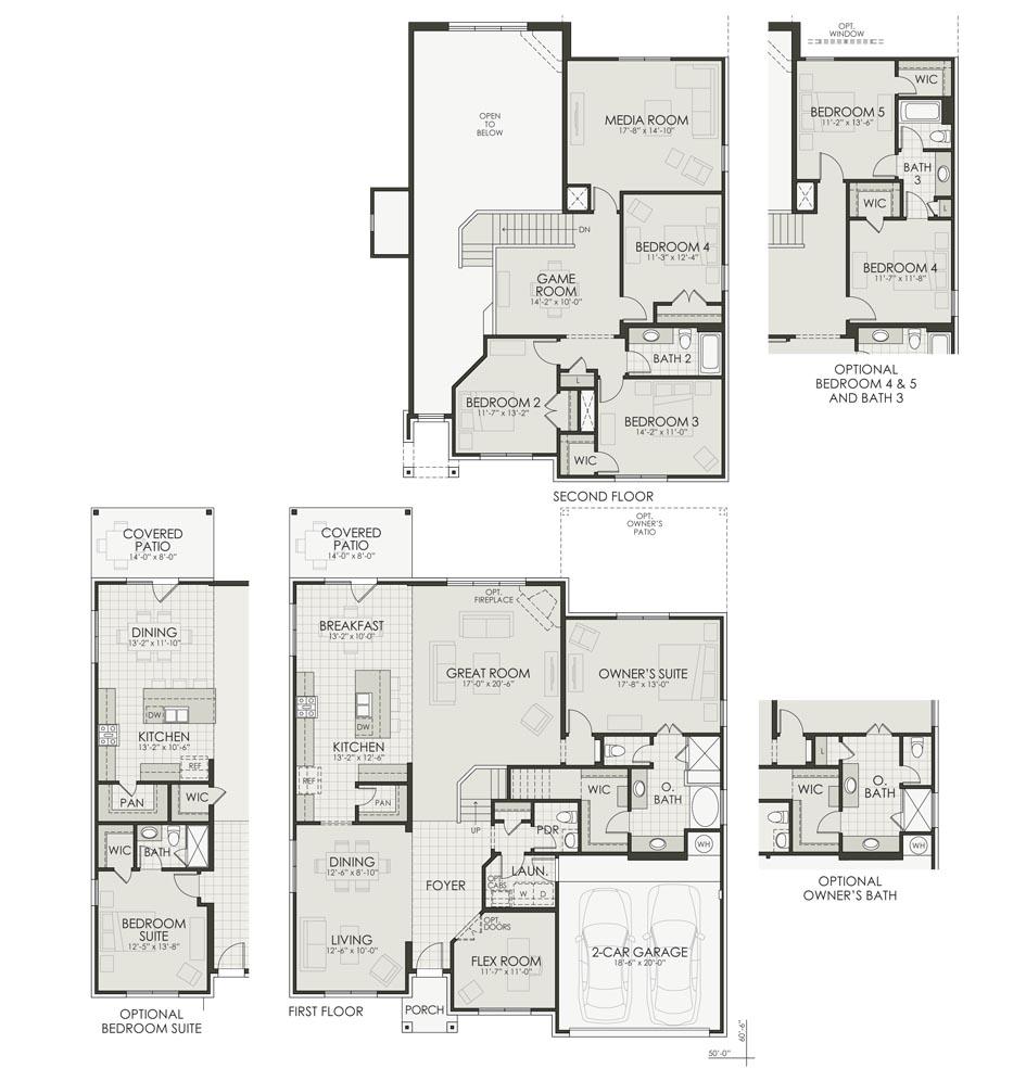 Marshall Floorplan Image