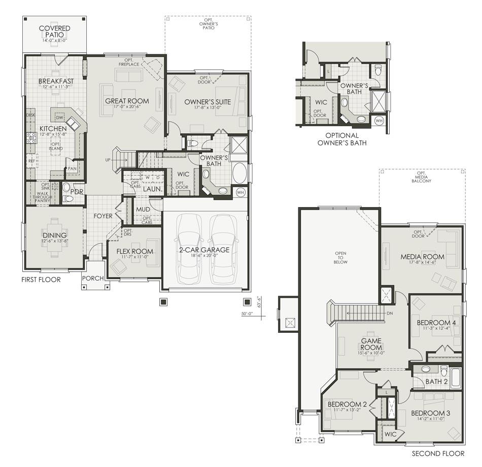 Marshall II Floorplan Image