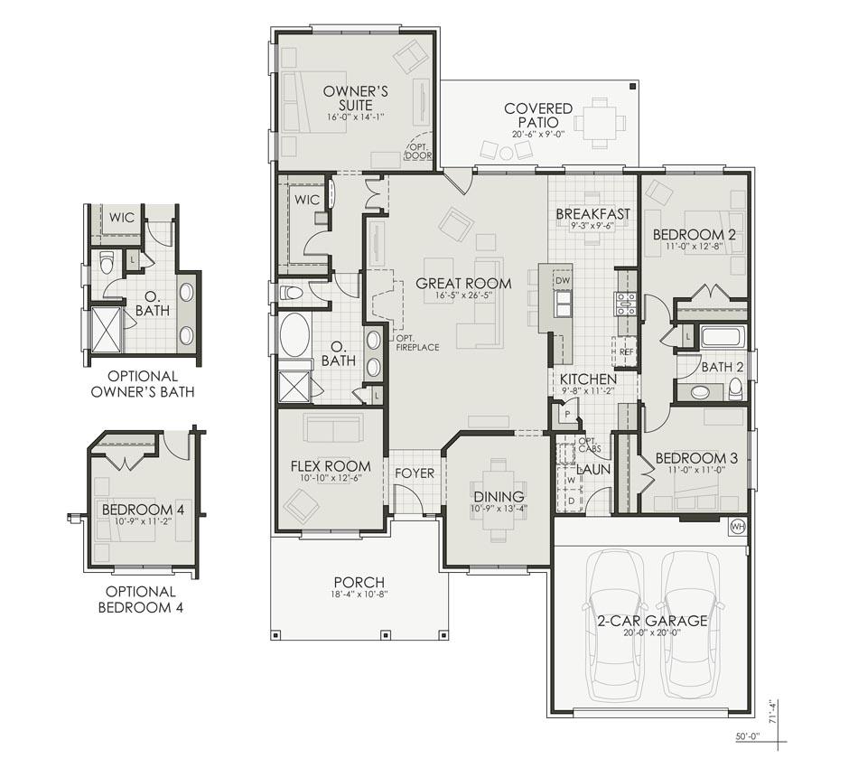 Rockport Floorplan Image
