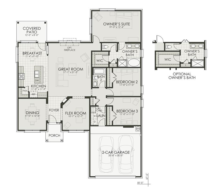 Taylor Floorplan Image