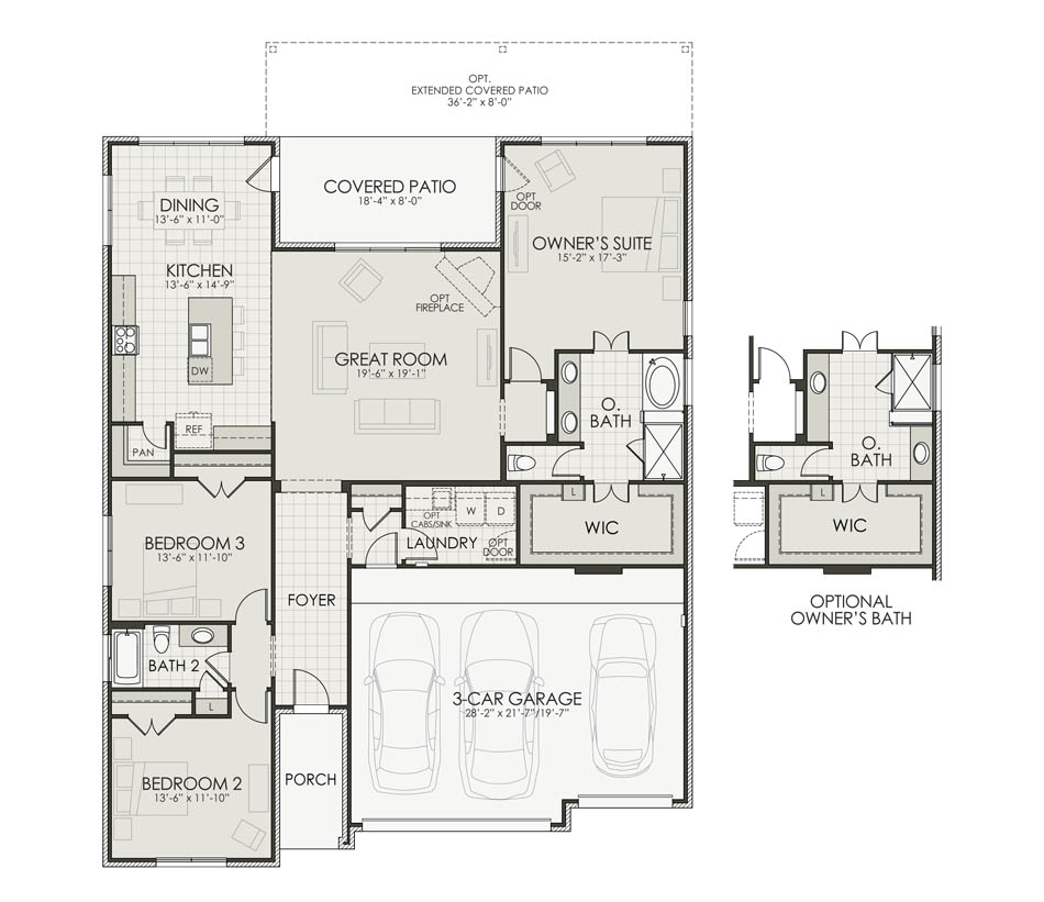 Westbrook Floorplan Image