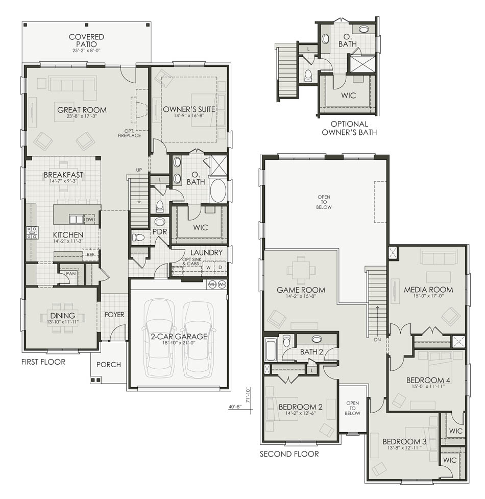 Williamson Floorplan Image