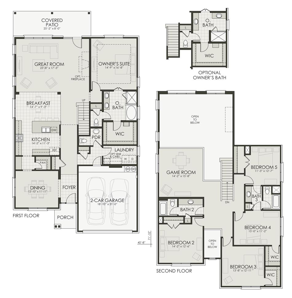 Williamson II Floorplan Image