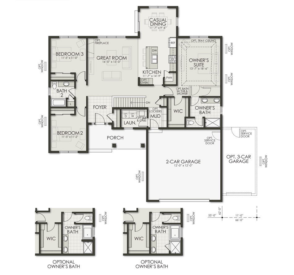 Stafford Floorplan Image