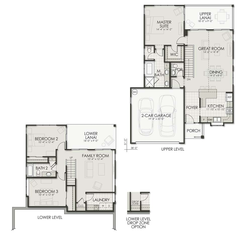 Kukui (IK7) Floorplan Image