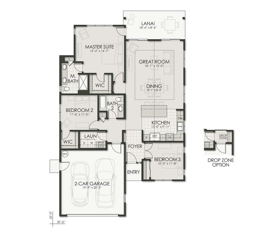 Lehua (IK2) Floorplan Image