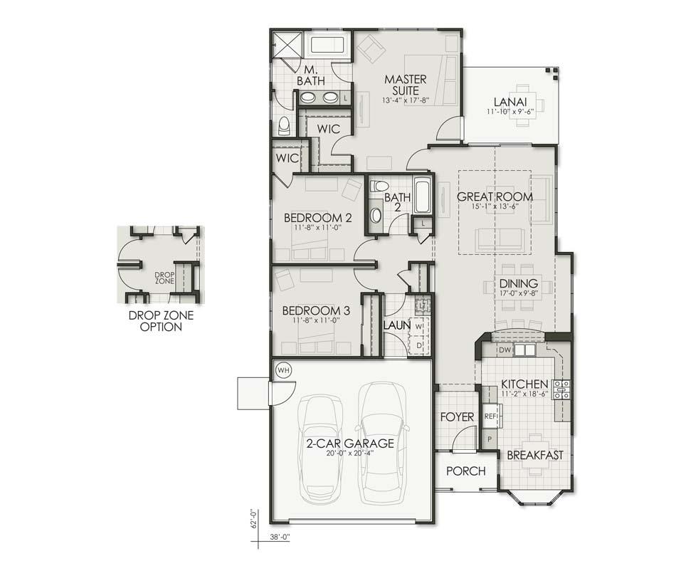 Pakalana (IK3) Floorplan Image