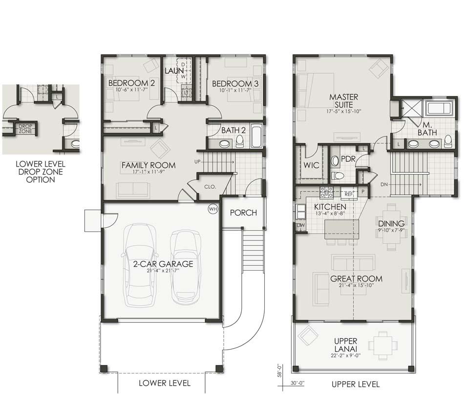 Pikake (IK6) Floorplan Image