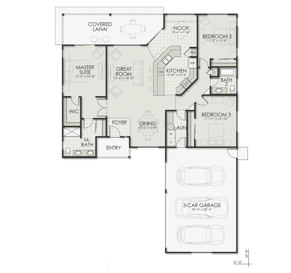 Koa Floorplan Image