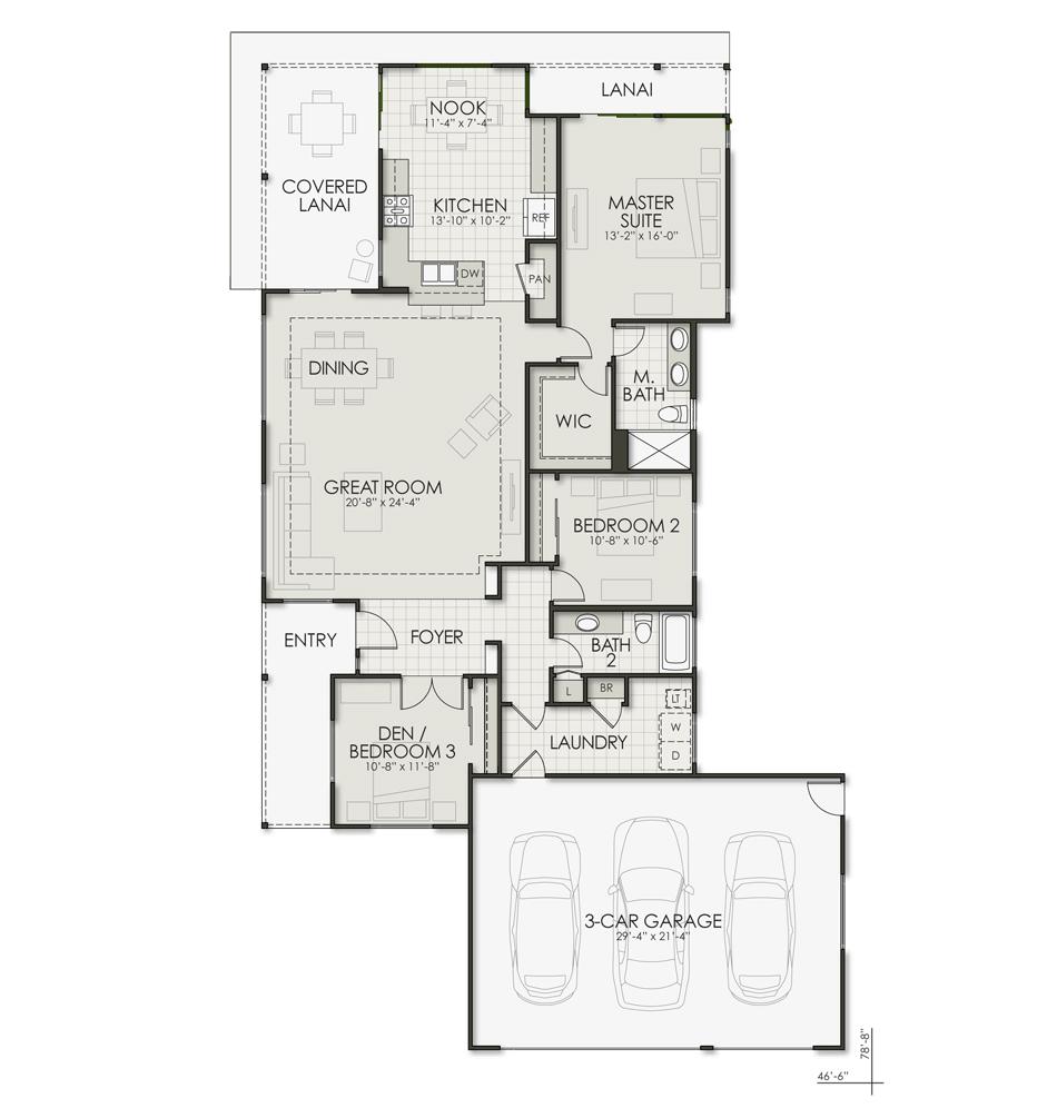 Milo Floorplan Image
