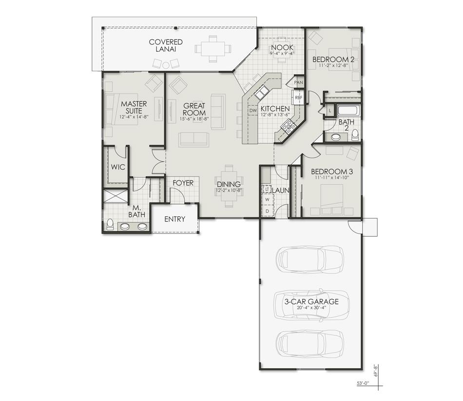 Sandalwood Floorplan Image