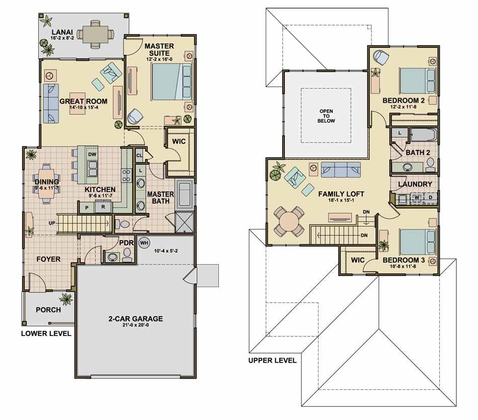 Ko Olina (P11) Floorplan Image
