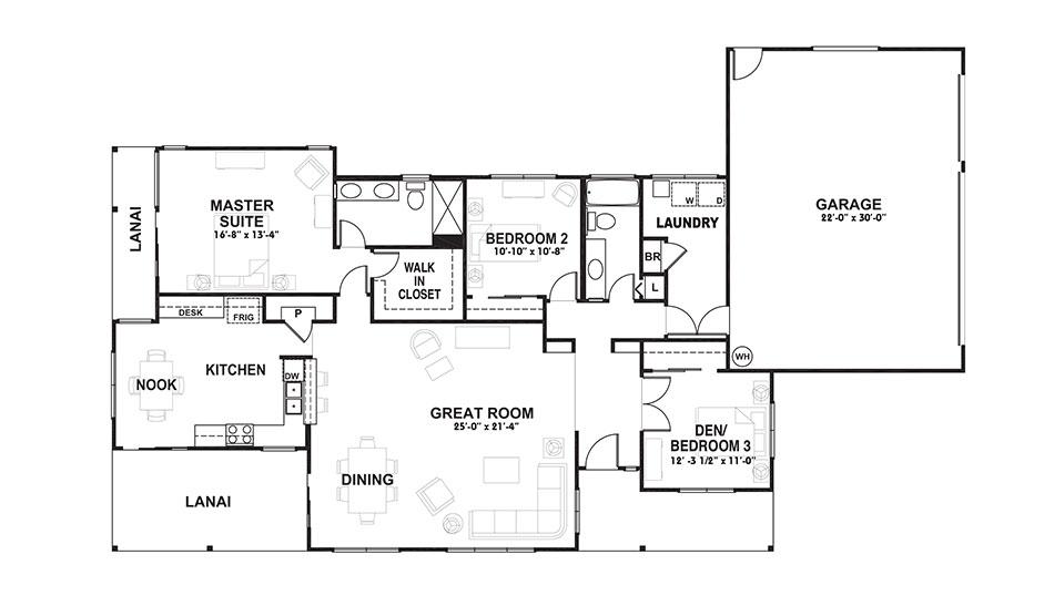 Plan 3 Floorplan Image
