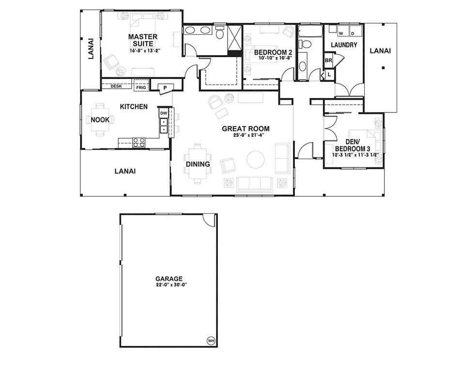 Plan 4 Floorplan Image